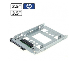 "HP 2.5"" zu 3.5"" Adapter 654540-001"