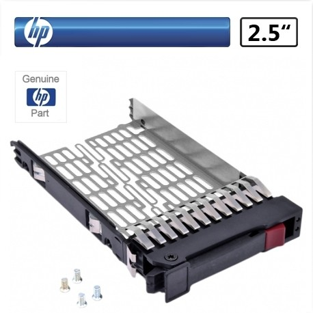"HP G7 2.5"" SAS SATA Tray Caddy 378343-001"