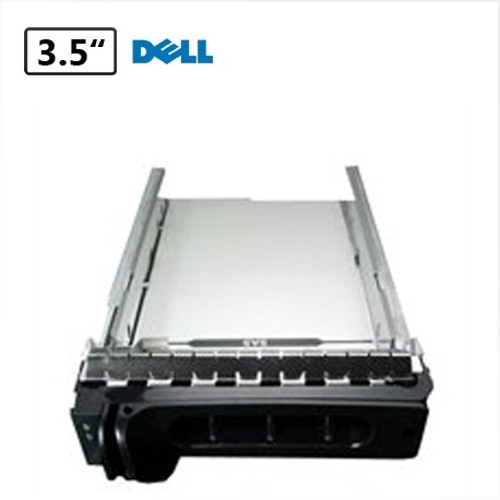 "Dell 3.5"" HDD Tray Caddy D981C F9541"