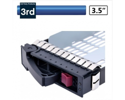 "HP G7 3.5"" SAS SATA Tray Caddy 373211-001"