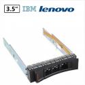 """Lenovo/IBM 3.5"""" HDD Tray Caddy 69Y5284"""