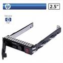 "HP G8/G9/G10 2.5"" SAS SATA Tray Caddy 651687-001"