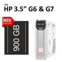 HP Sticker für G6/G7 Caddy's