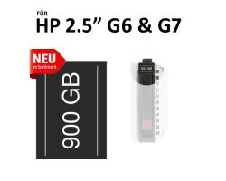 """HP Sticker für G6/G7 2.5"""" Caddy's"""
