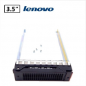 "Lenovo 3.5"" HDD Tray Caddy 03T8898 03T8897"